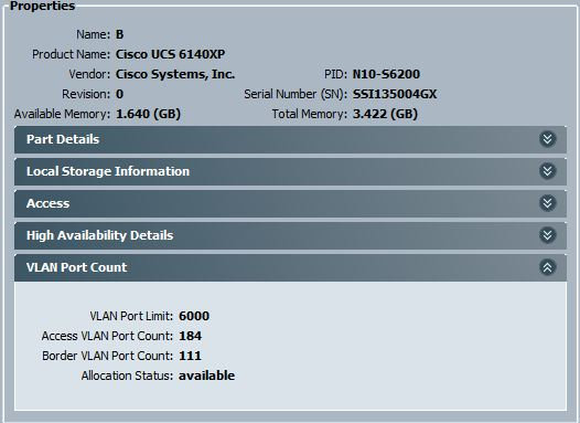 Understanding VLAN Port Count In A Cisco UCS Environment – Part 3
